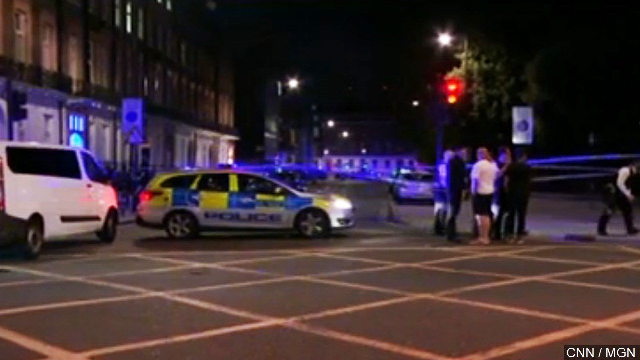 American woman killed in London stabbing attack