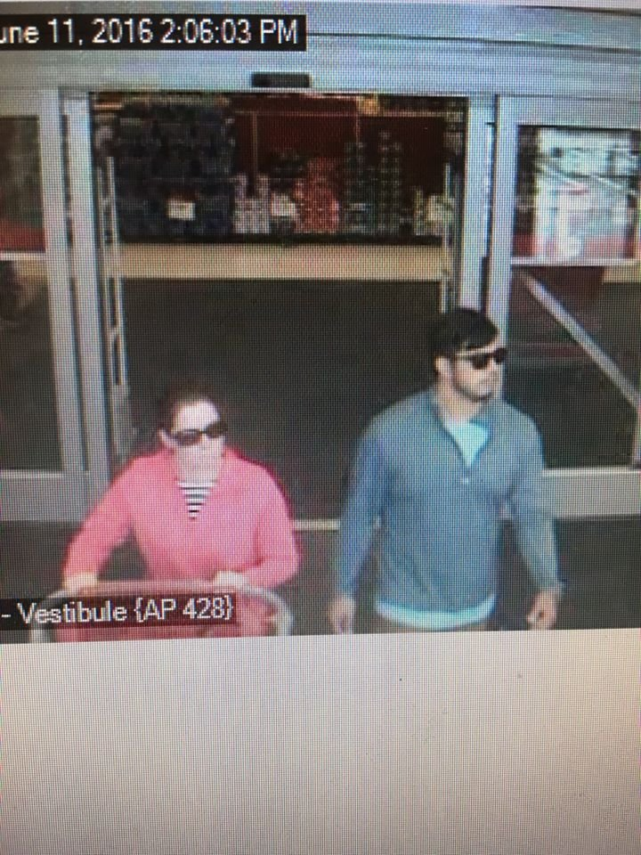 plainville police looking for identity theft suspects