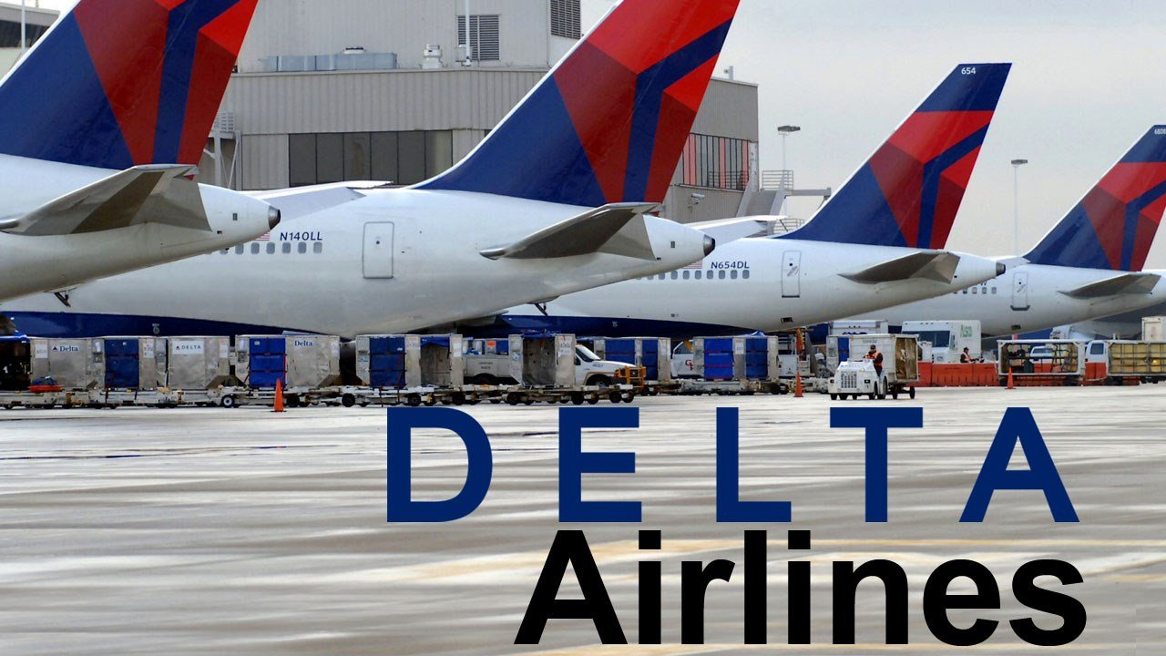 Delta flights grounded worldwide following computer system outage