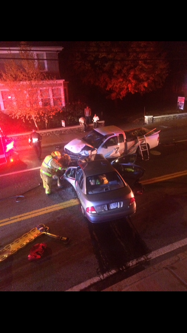 Providence Rhode Island Car Accident
