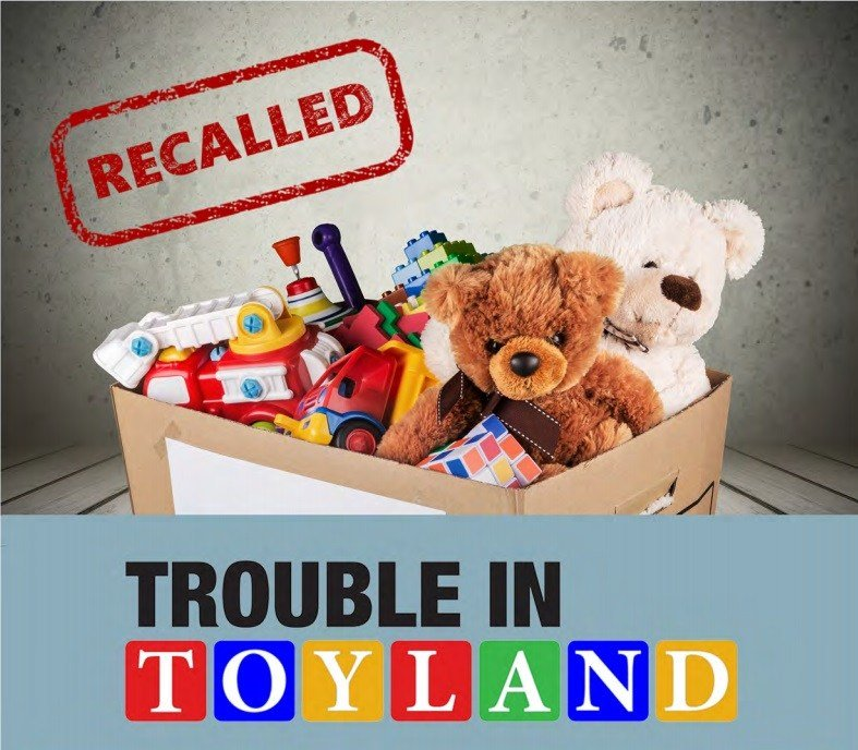 Annual 'Trouble in Toyland' report to be released Tuesday