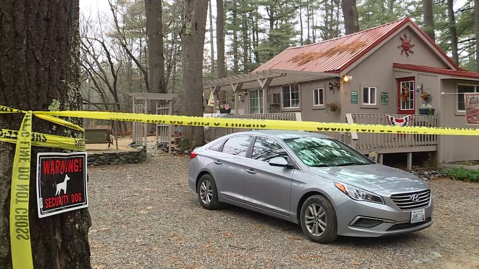 Dead, 1 Badly Injured After Shootings in Maine