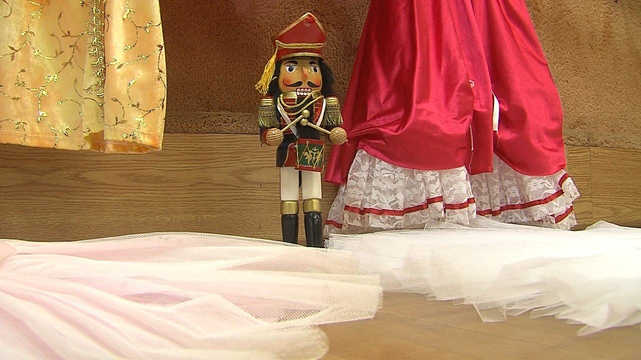 Minnesota Ballet Prepares for The Nutcracker