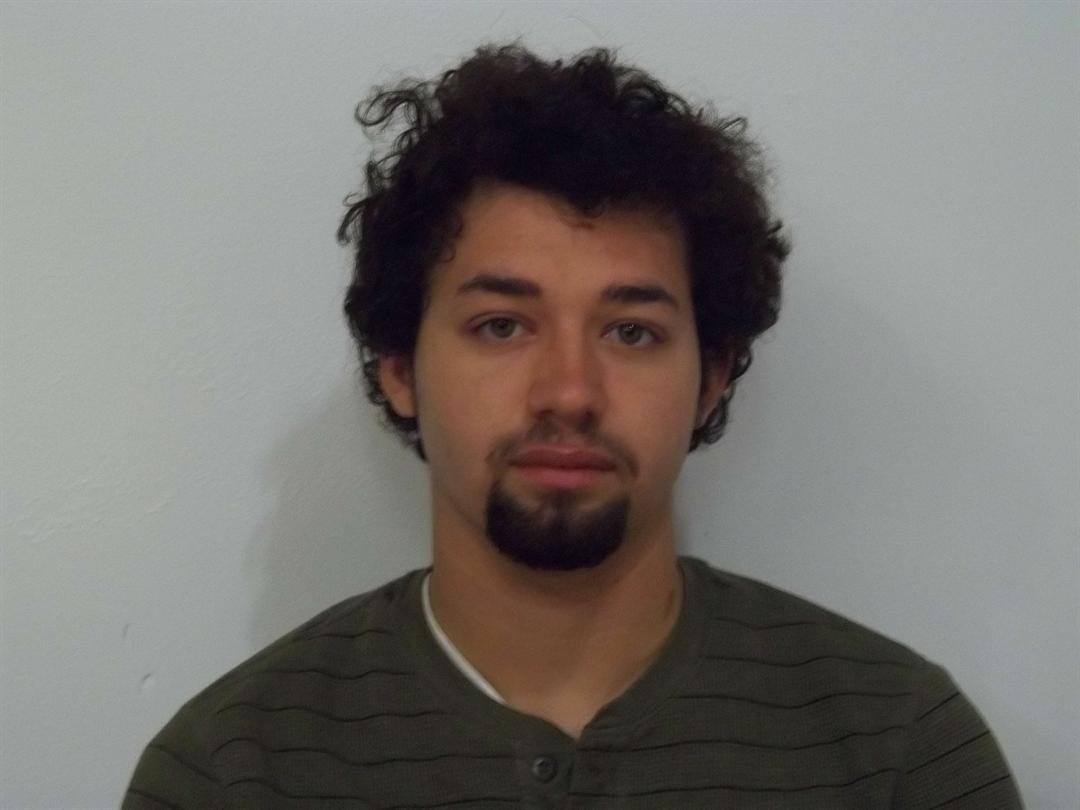 Joshua Strother. Courtesy of the Warren Police Department.