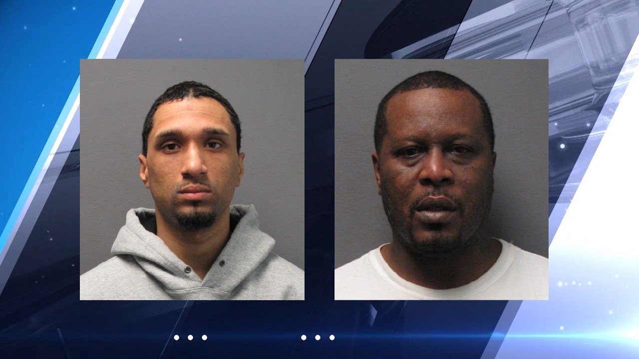 Delzen Vicente, and James Dent. Courtesy of the Pawtucket Police Department.