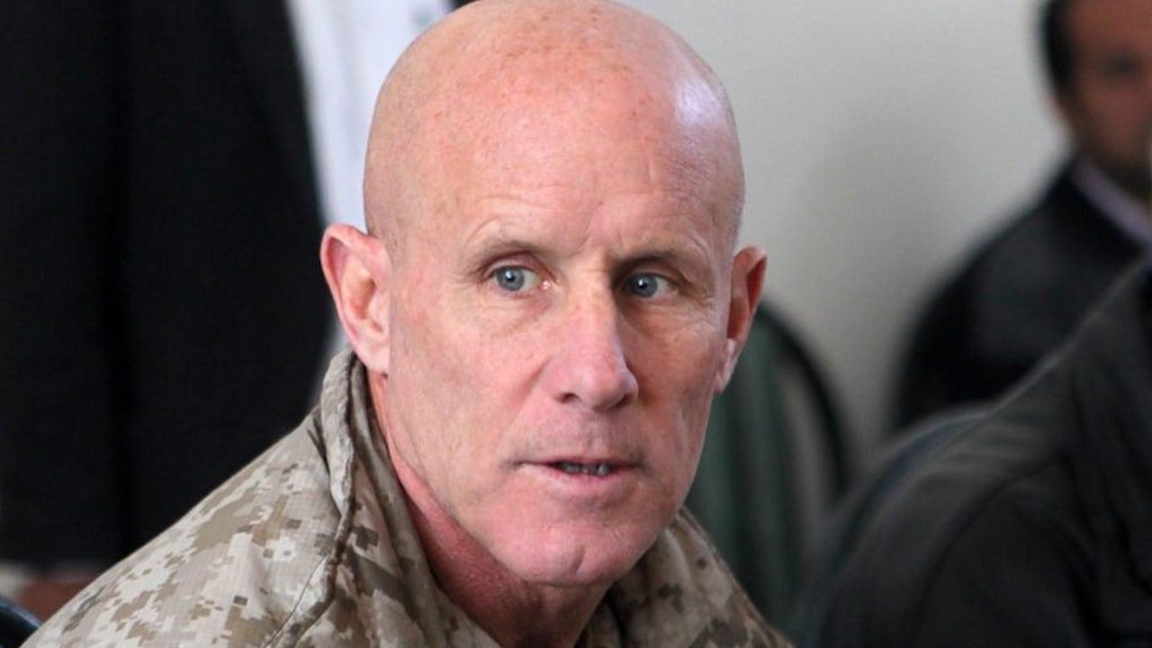 Vice Admiral Robert Harward