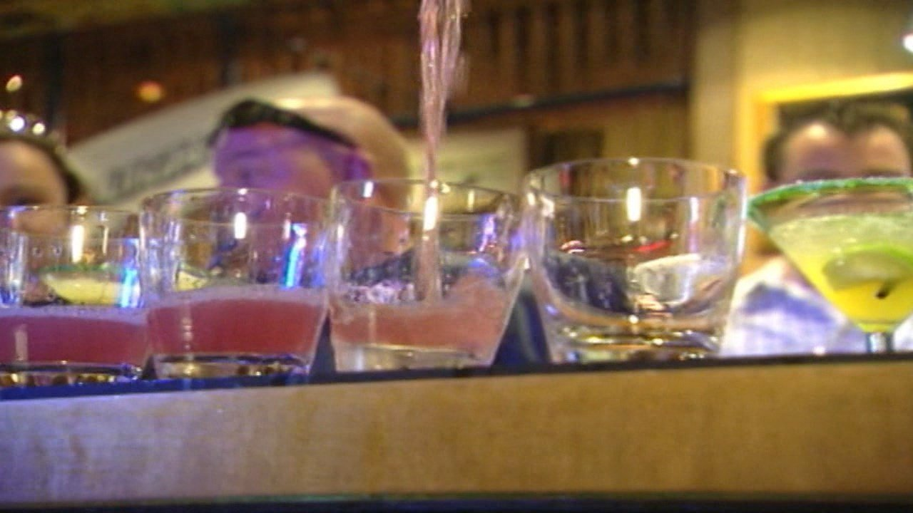 Police encourage safe drinking on St. Patrick's Day