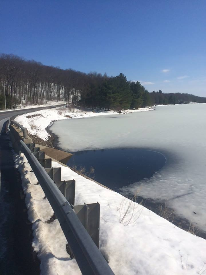 Baby found dead inside bag in Connecticut reservoir