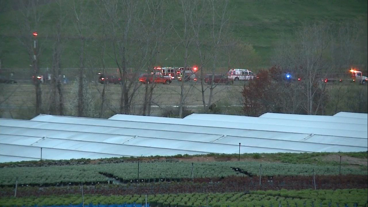 Police say small-plane crash killed man, injured his son