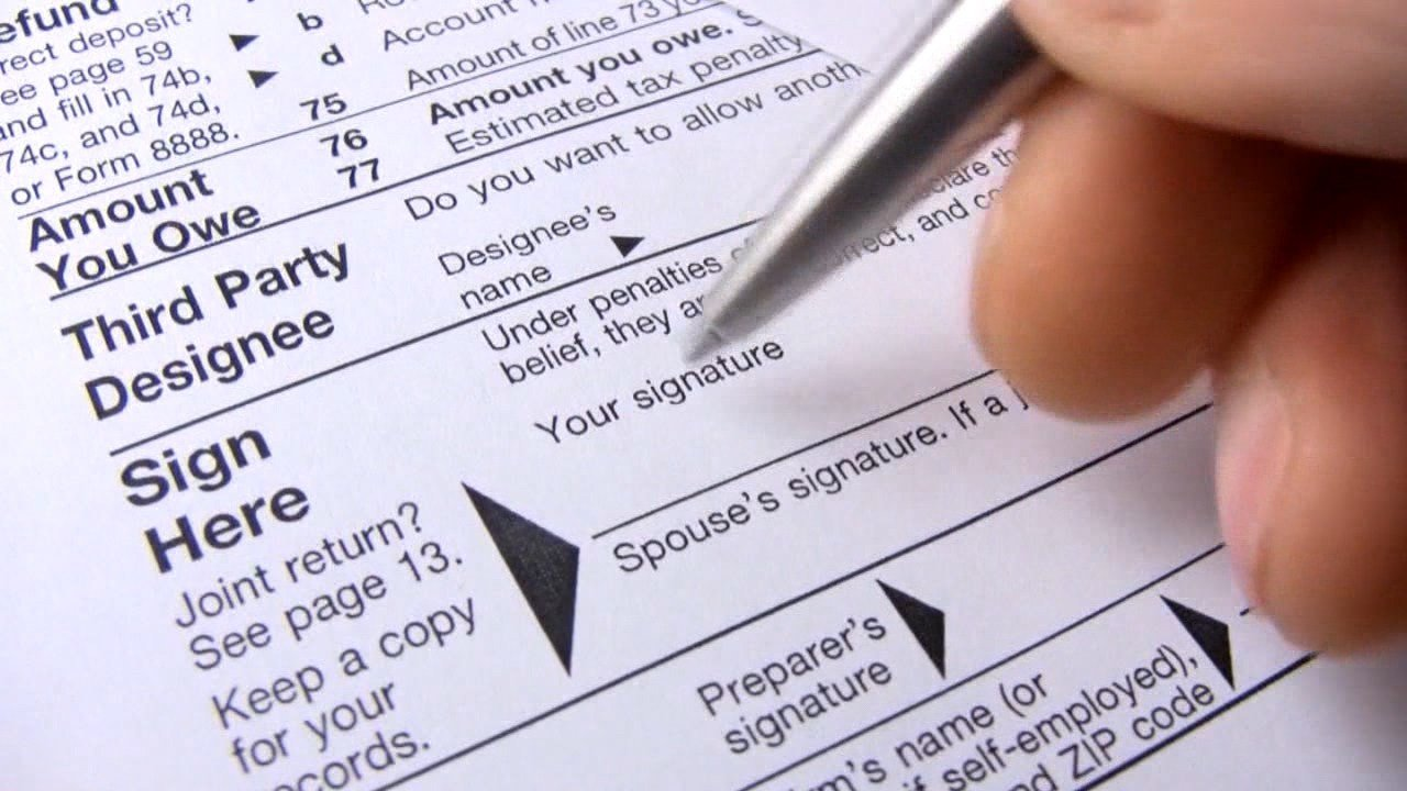 Rhode Island sends duplicate income-tax checks to taxpayers