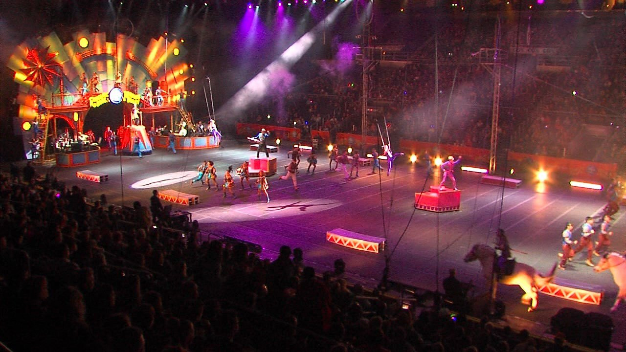 Ringling Brother and Barnum & Bailey Circus heads to Providence for final time