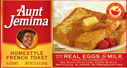 ALERT: Major Recall on Aunt Jemima Products