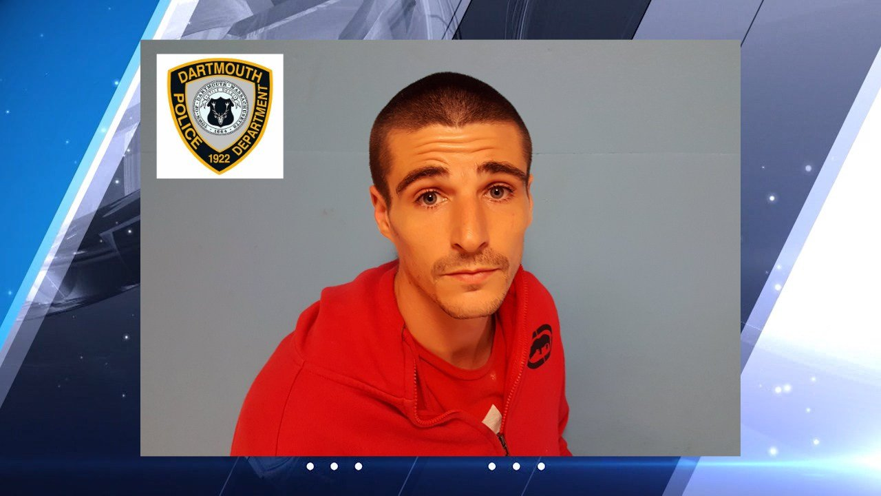Ryan Boyer. Courtesy of the Dartmouth Police Department