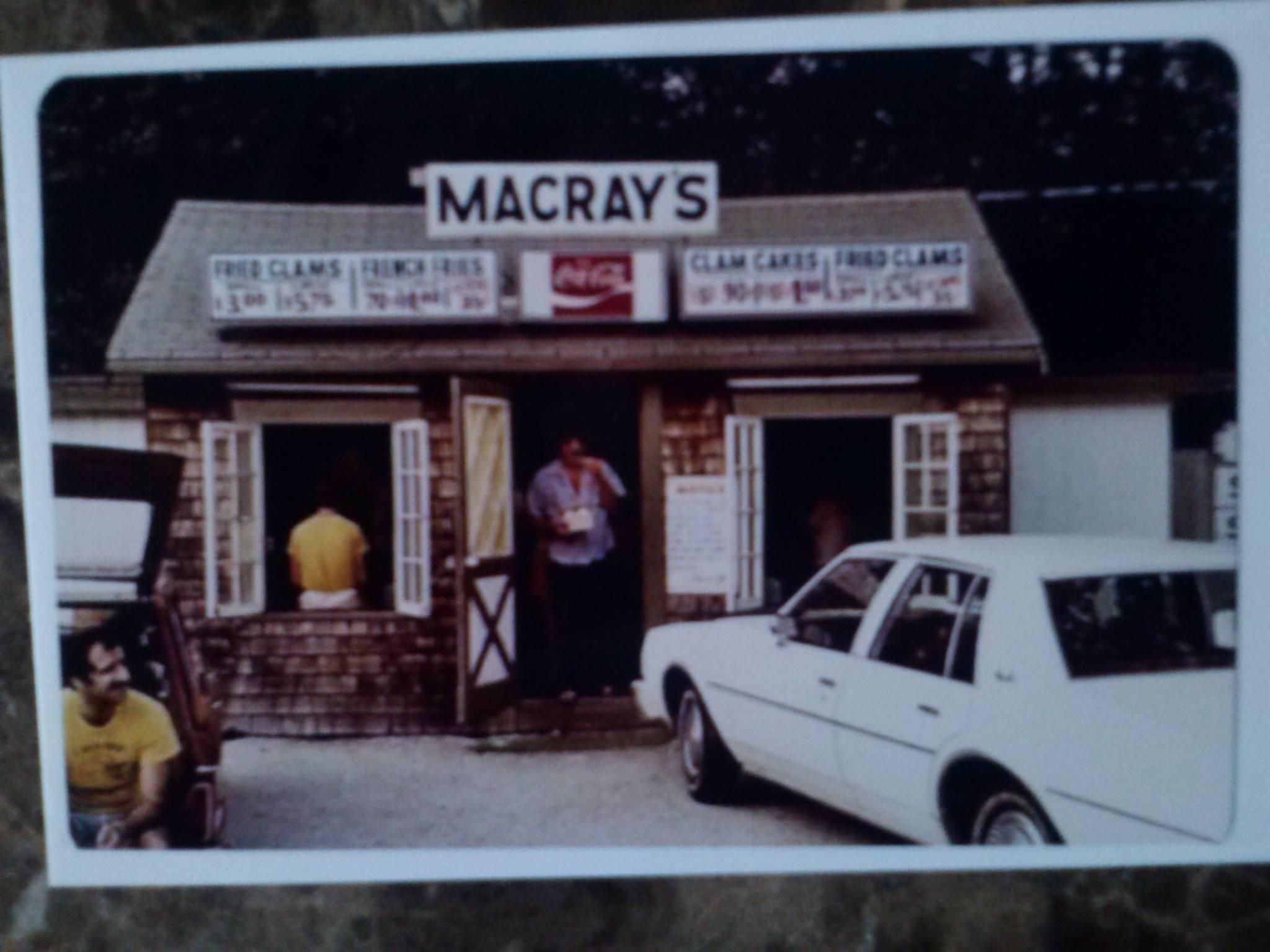 Macray's in the 1970s