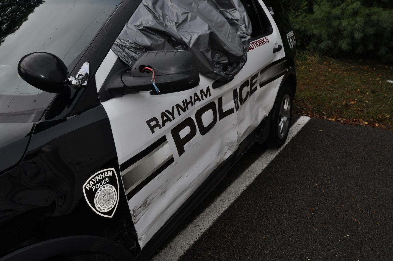Courtesy of the Raynham Police Department