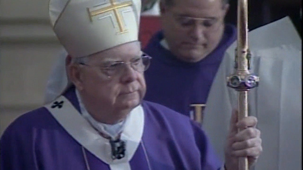Disgraced Catholic Cardinal Bernard Law has died aged 86