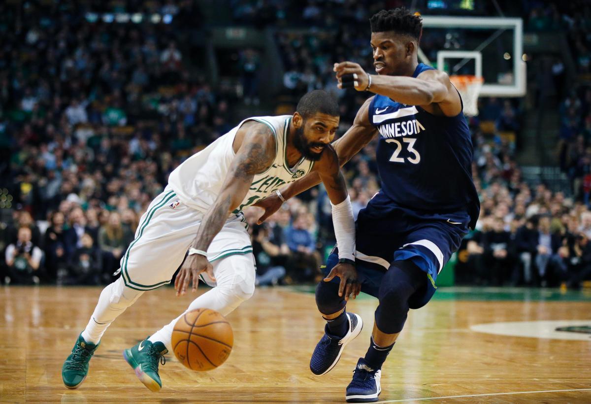 Celtics limit T'Wolves in win