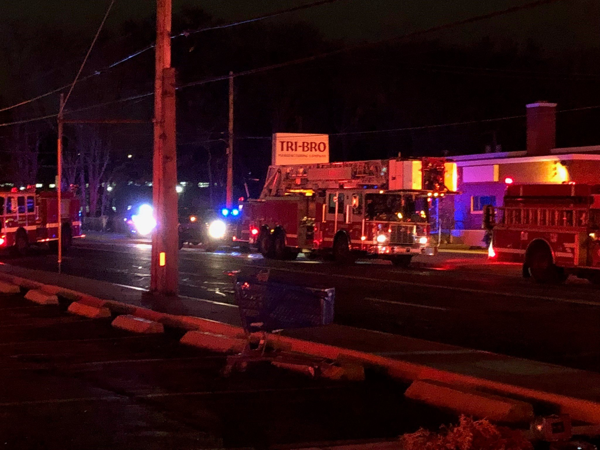 Cranston firefighters hospitalized for chemical exposure