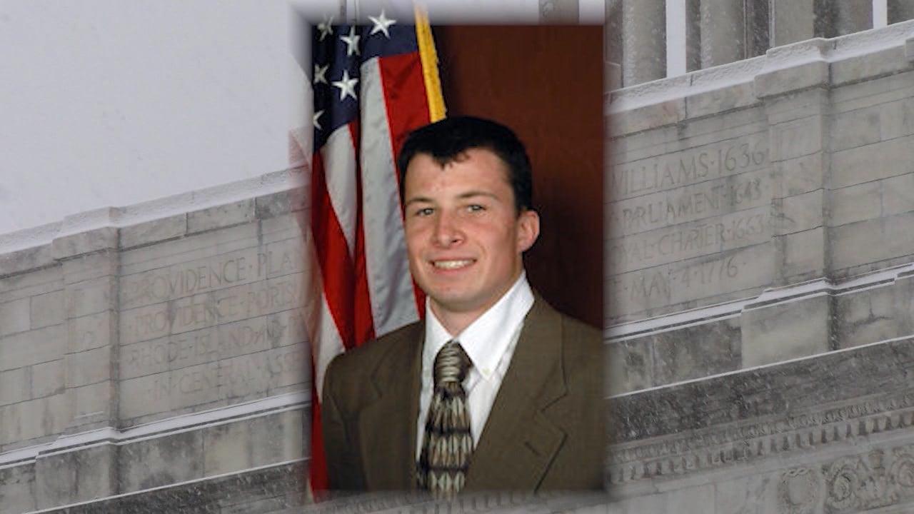 GOP senator arrested for video voyeurism, extortion