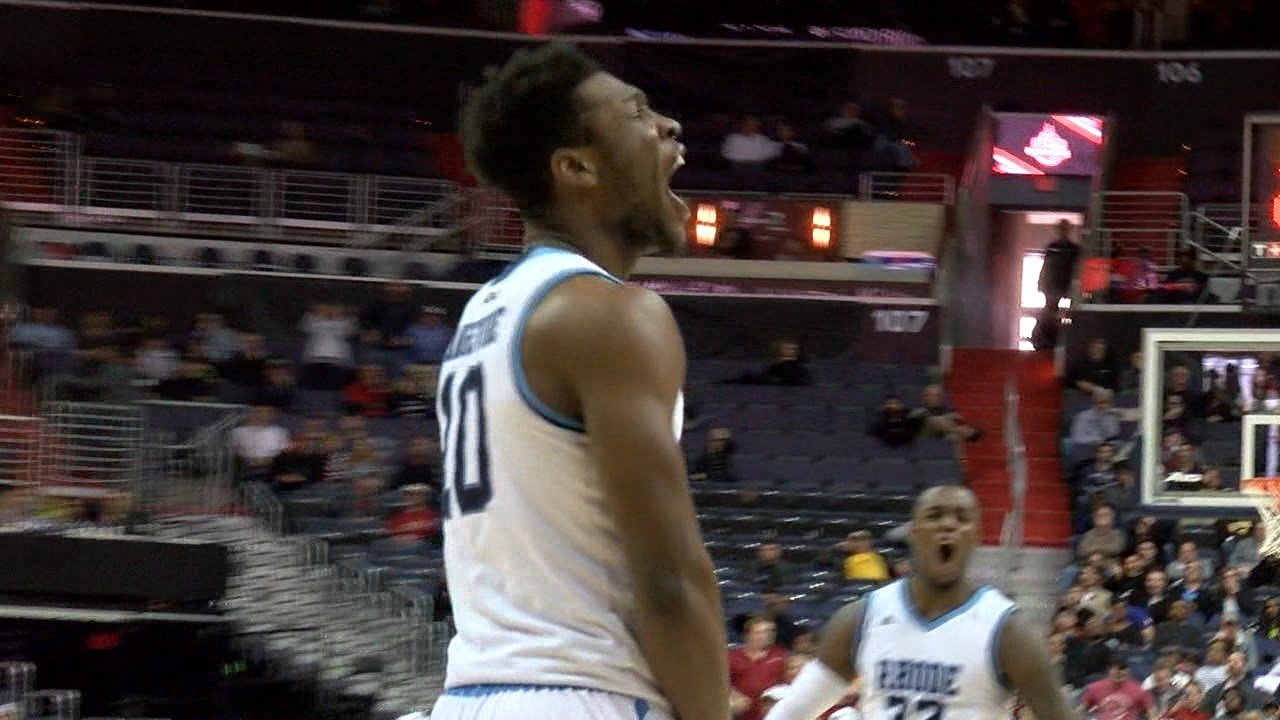 URI Edged by Davidson 58-57 in A-10 Championship