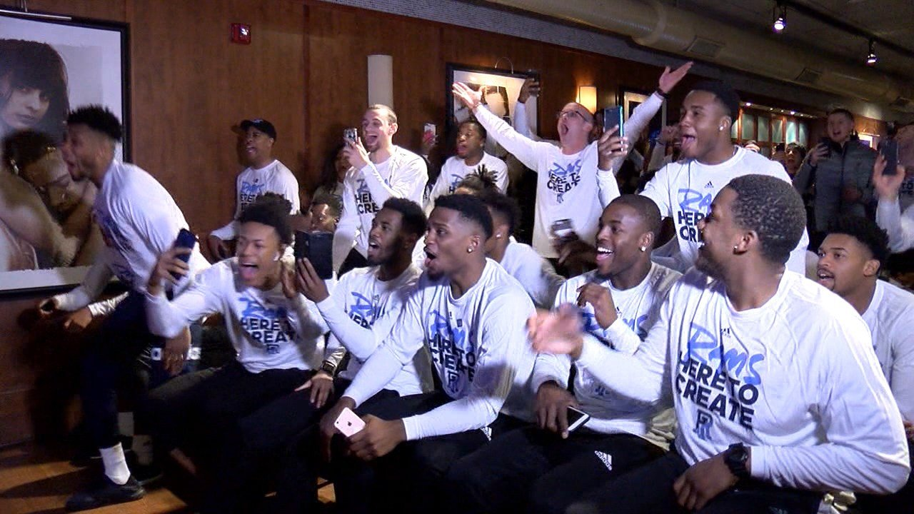 URI taking on 10-seed Oklahoma, Providence College facing 7-seed Texas A&M in NCAA Tournament