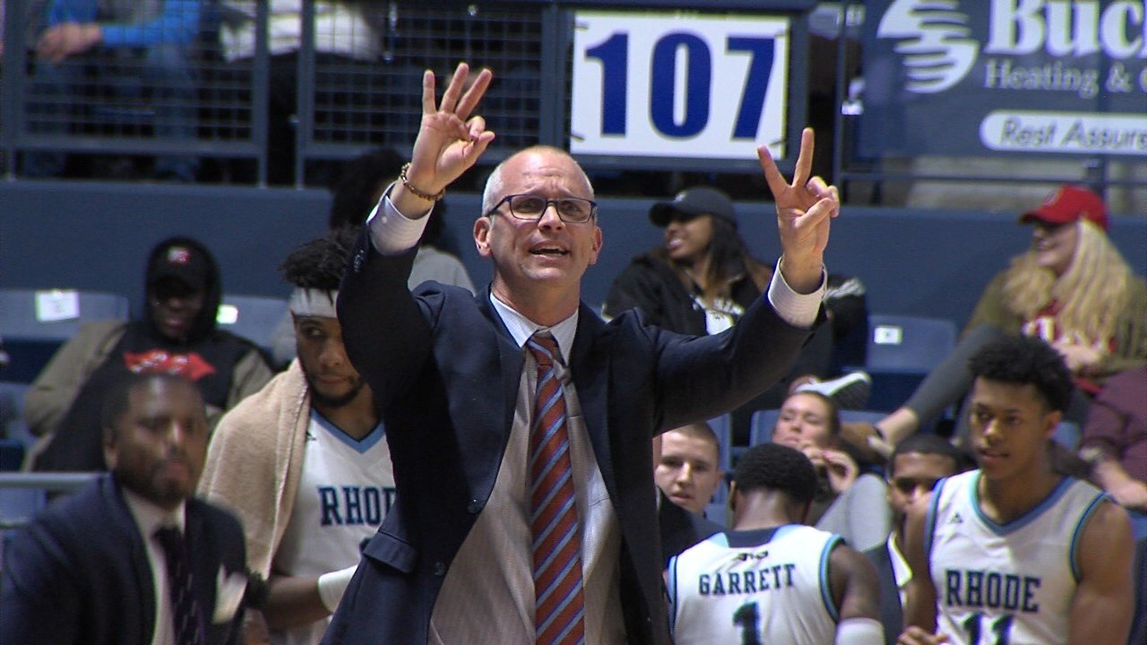 Dan Hurley named UConn head coach