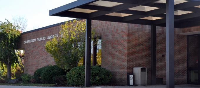 Photo courtesy of Cranston Public Libraries website