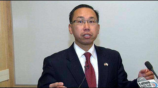 mayor allan fung declares for rhode island governor   abc6