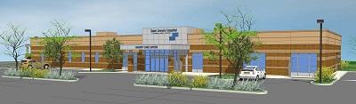 Photo Credit: Saint Anne's Hospital/Steffian Bradley Architects