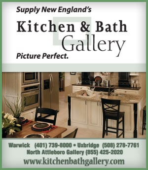 Kitchen and Bath Gallery - sponsorship ad