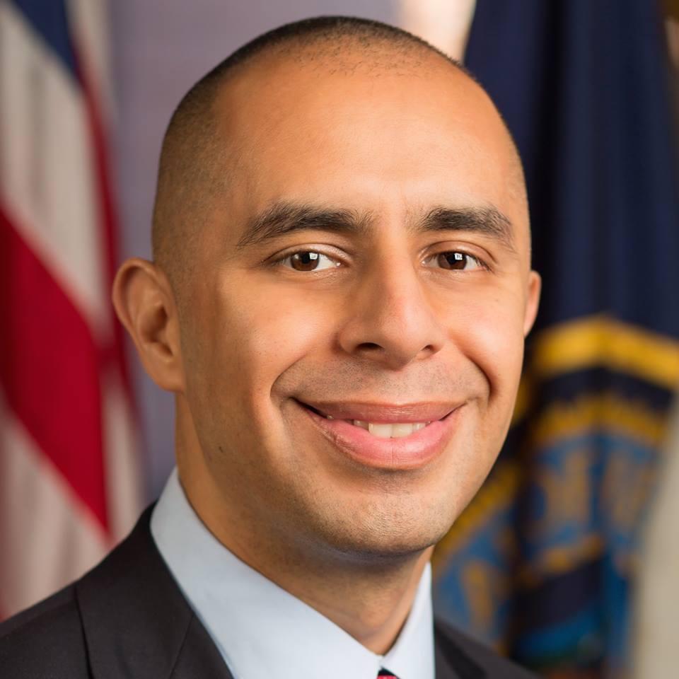 Mayor Jorge Elorza