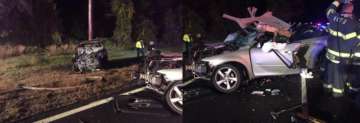 Car Accident In North Kingstown Rhode Island