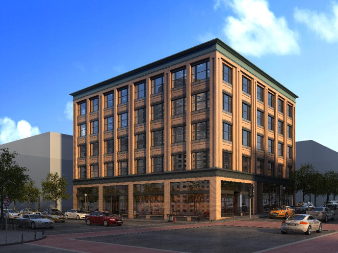 Boutique Hotel Planned For Downtown New Bedford Abc6 Providence Ri And Ma News Weather
