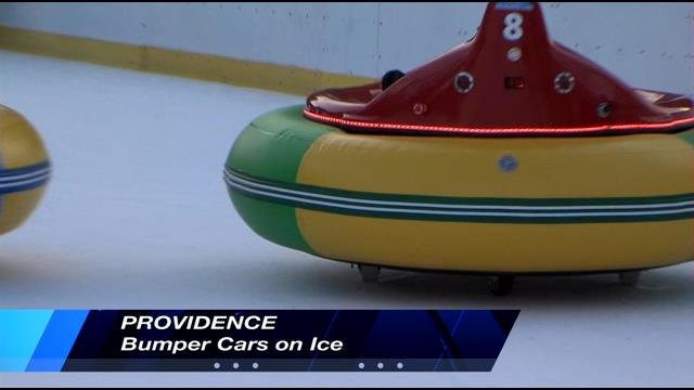 Bumper Cars On Ice In Providence Abc6 Providence Ri And New