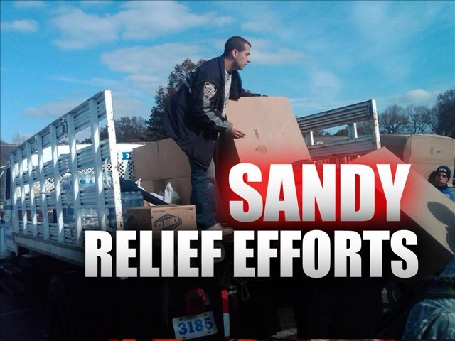 Small businesses struggling to recover from Sandy