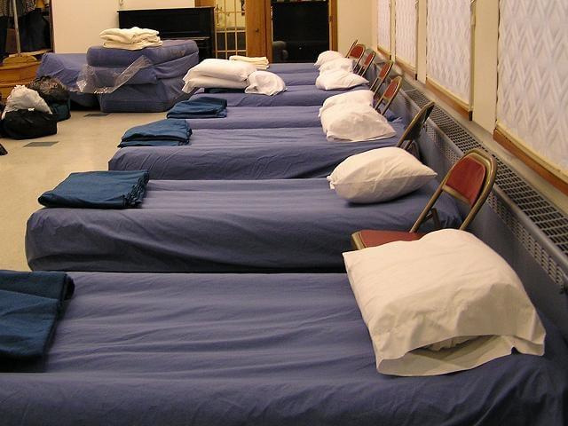 Rhode Island Family Shelter