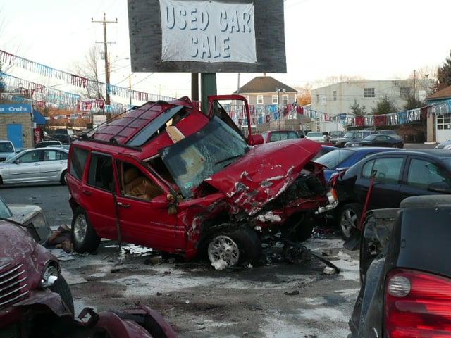 Car Accident: Car Accident West Warwick Ri