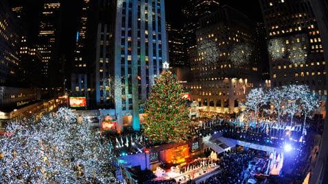 CT Sending Christmas Tree To Rockefeller Center ABC6  - Christmas Trees Ri