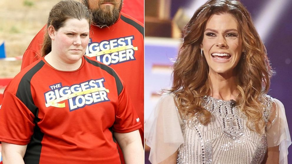 Entertainment social media erupts over biggest loser weight lo