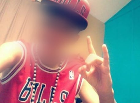 Stolen cell phone sends owner selfies