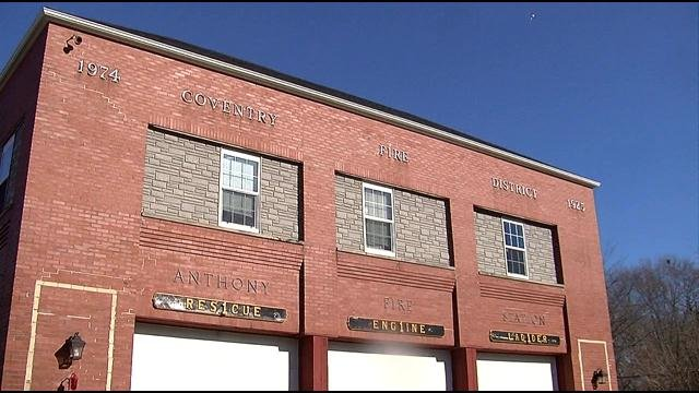 Coventry fire board terminates chief abc6 providence for Coventry federal plans