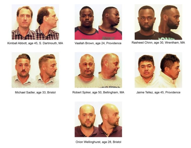 Police Arrest Seven More In Operation Backpage Abc Providence Ri And New Bedford Ma News Weather