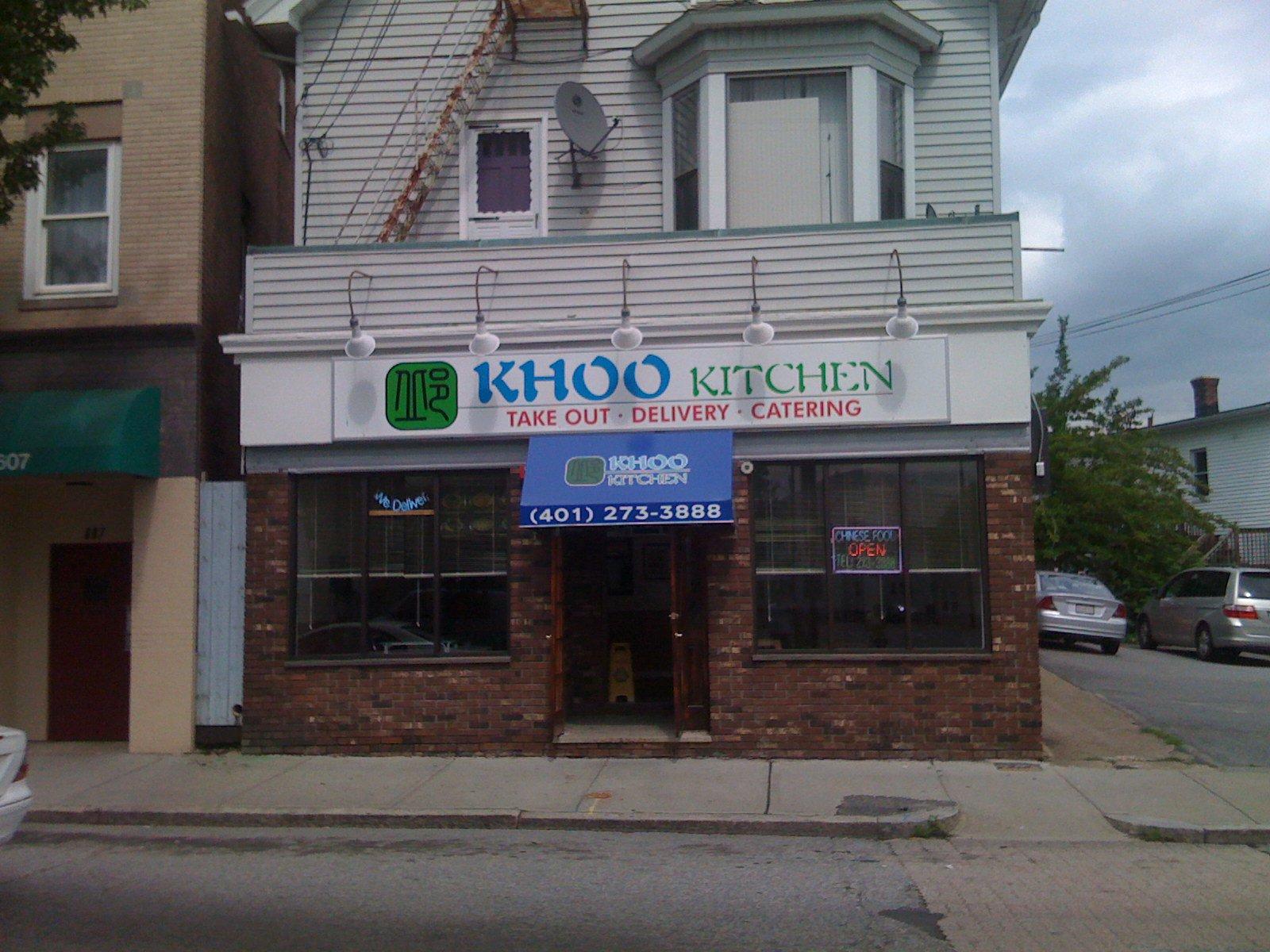 Khoo Kitchen Chinese Restaurant Providence Ri