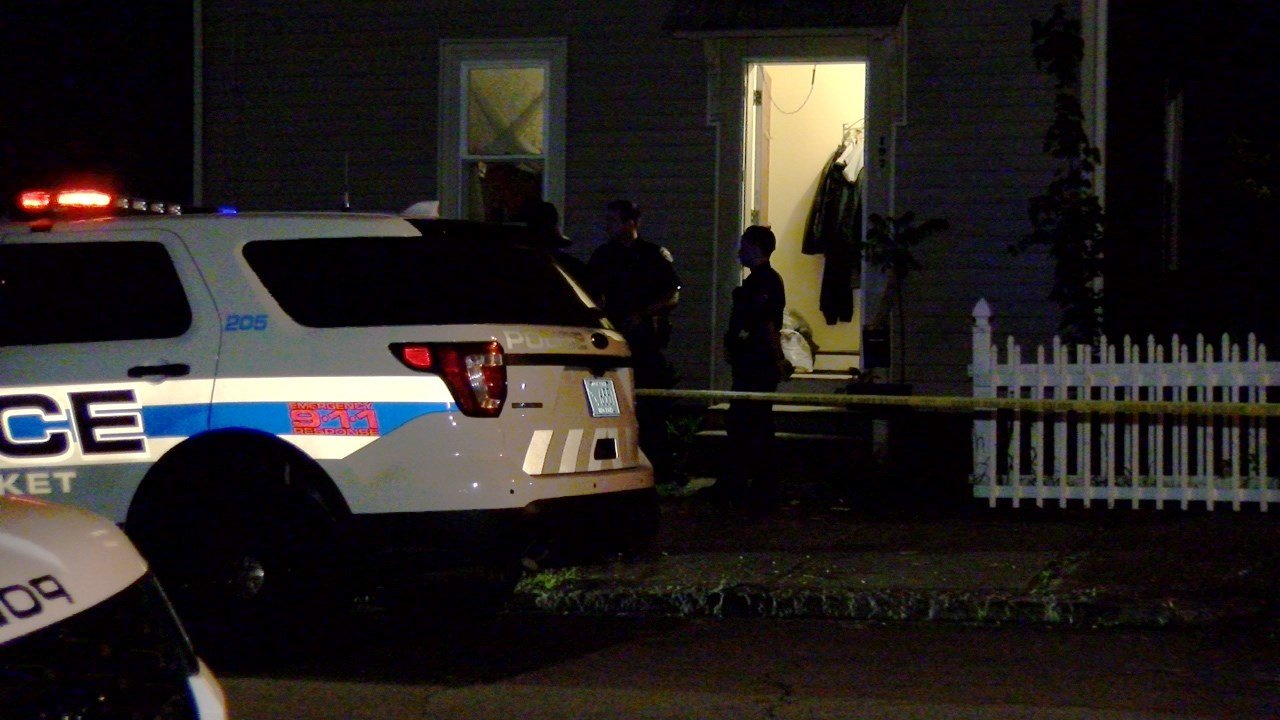 Pawtucket stabbing sends two to hospital