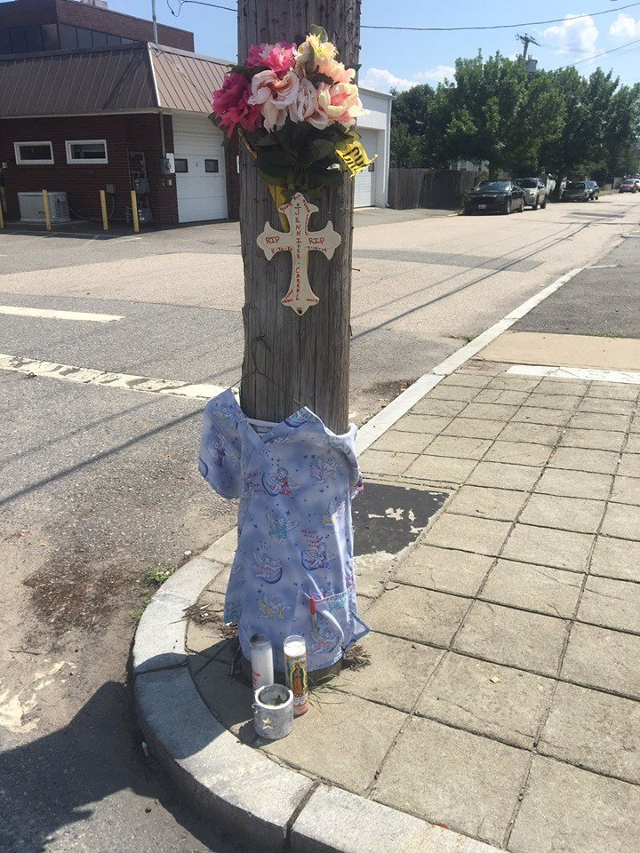 Woman dies in hospital after being struck by a truck in East Providence