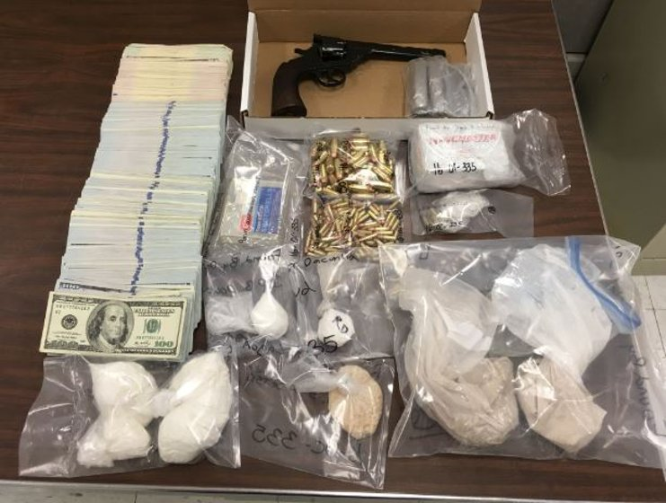 $46k worth of cocaine, heroin seized in New Bedford drug bust - ABC6