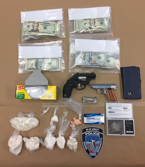 Providence Man Arrested After Police Find Narcotics