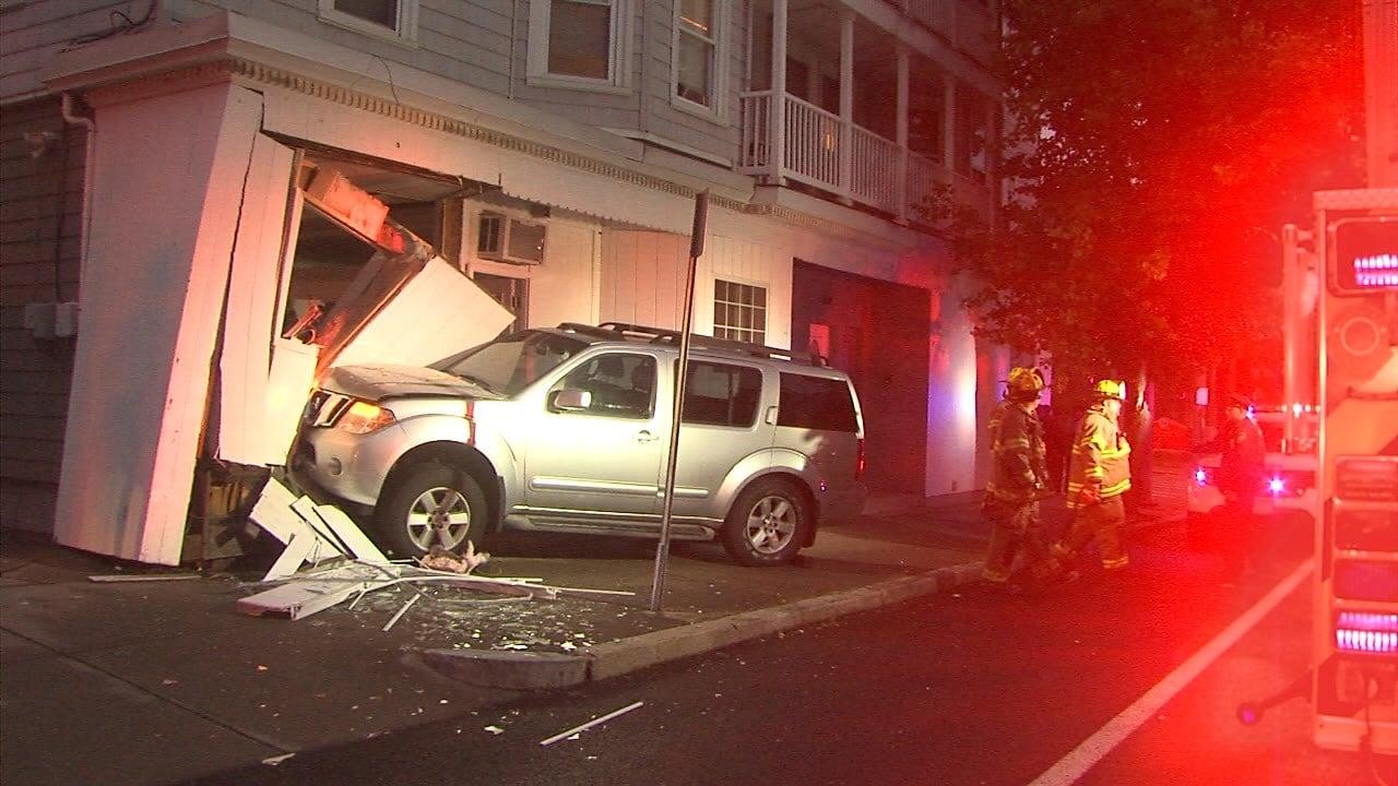 Pawtucket Ri Car Accident