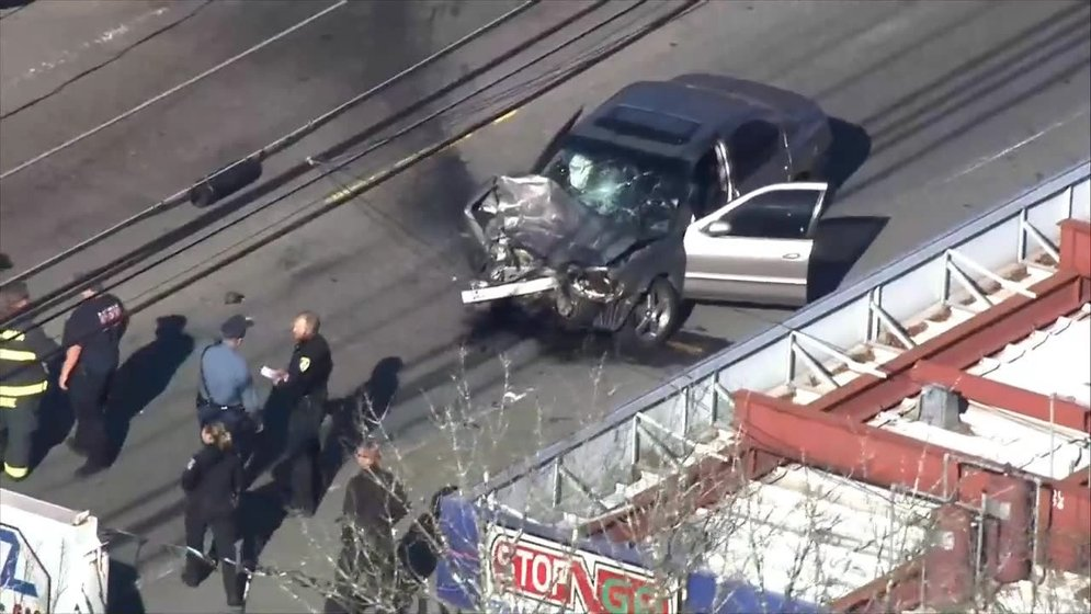 Raynham police chase ends in crash, suspect to be arraigned - ABC6