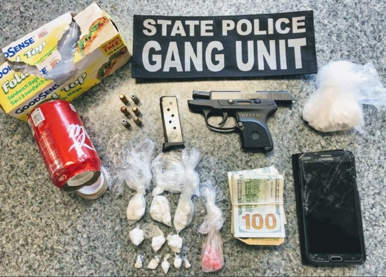 Man suspected of drug trafficking arrested by Mass  State
